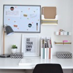 How To Create An Ideal Desk Area